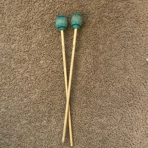 Other - vic firth marching mallets
